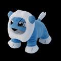 プジョー ライオンぬいぐるみ Mサイズ 00530768 純正品番:12LOEN804