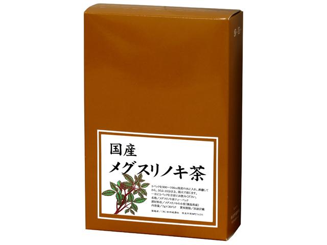 国産メグスリノキ茶7g×30パック(目薬の木茶・5,400円以上で送料無料・沖縄県を除く)