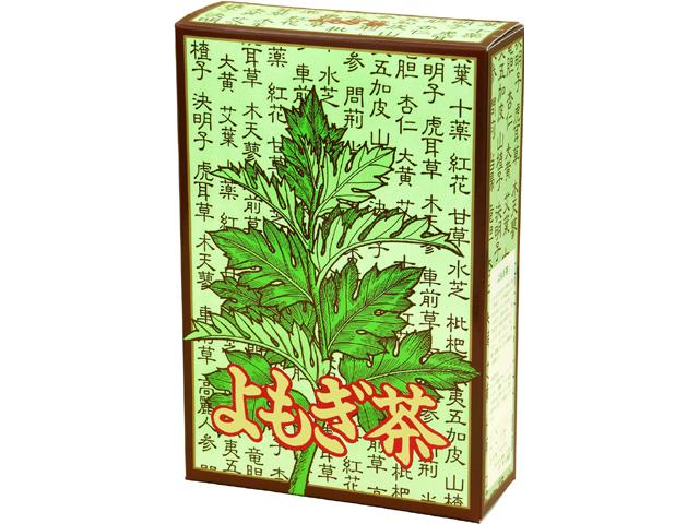 国産よもぎ茶7g×30パック(煮出し用・5,400円以上で送料無料・沖縄県を除く)
