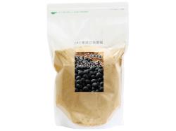 北海道産・黒豆粉末1kg(5,400円以上で送料無料・沖縄県を除く)