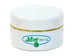 よもぎクリーム100g(ヨモギエキス配合・5,400円以上で送料無料・沖縄県を除く)