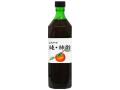 純・柿酢720cc(国産・果実酢・5,400円以上で送料無料・沖縄県を除く)