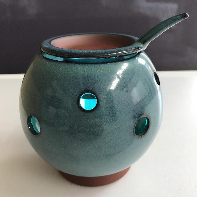 多機能電子茶香炉 文平窯