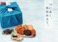 夏の段重ねおせんべい8種詰合せ SDT50 5000円(税込)