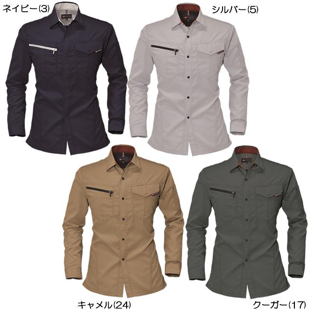 6083 BURTLE 長袖シャツ