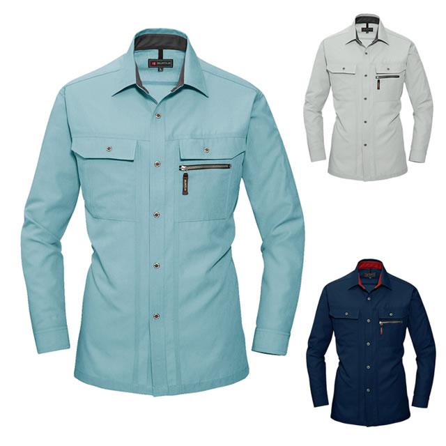 7033 BURTLE 長袖シャツ