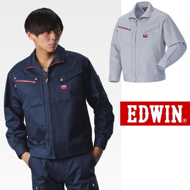 32-82002 EDWIN(エドウィン) 長袖ブルゾン