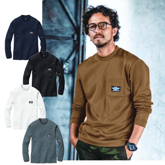 4060 BURTLE ロングTシャツ(ユニセックス)