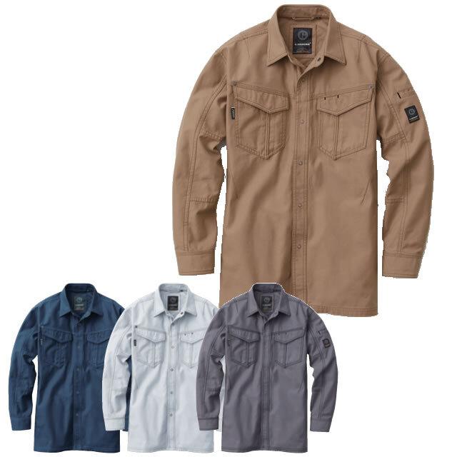 5775 SOWA 長袖シャツ