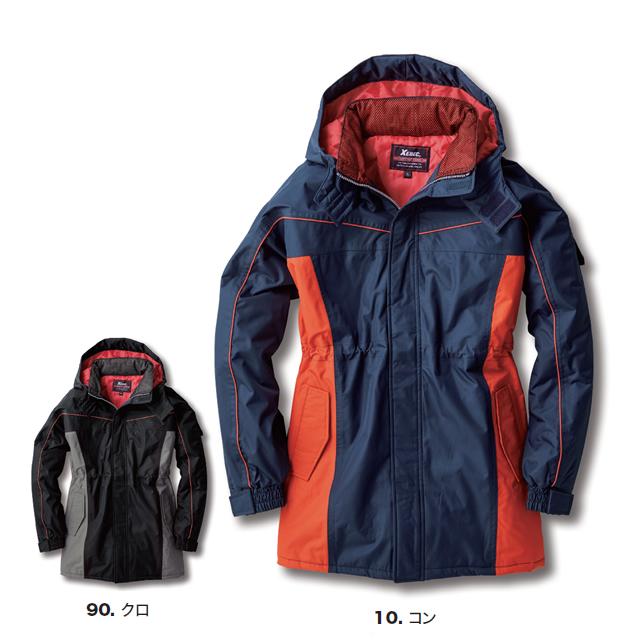 601 XEBEC 防水防寒コート