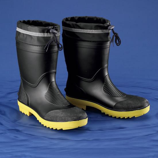 85763 XEBEC ショート丈安全長靴