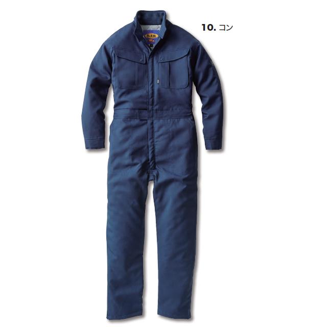 109 XEBEC 防寒続服