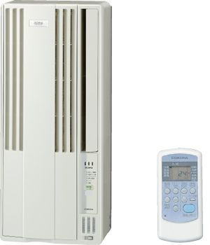 コロナ CORONA ウインドエアコン  CW‐A1812 冷房専用 送料無料