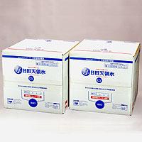 日田天領水 12L×2個セット 日本全国へお届け 送料込み
