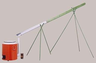 キンカ 木酢液採取セット N3 送料無料
