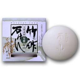 日本漢方研究所 竹酢石鹸