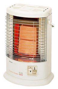 リンナイ RINNAI ガス赤外線ストーブ R‐852PMS3(A) 送料無料