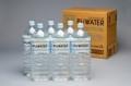 ミツウロコビバレッジ ミネラルウォーター 天然水 超軟水 PUWATER ピューウォーター 2L×6本×2箱 送料無料
