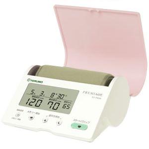 テルモ 上腕式血圧計 プレミアージュ600 ES‐P600 送料無料