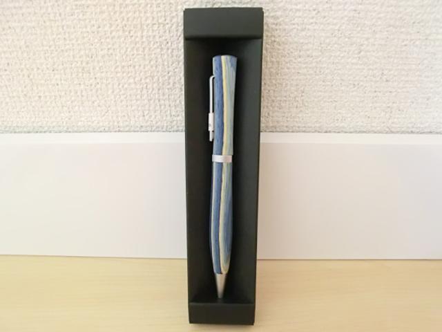 フィオレンティーナ/寄木ボールペン パラチオ1
