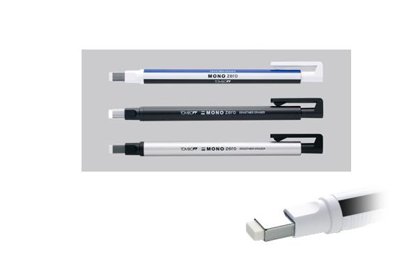 トンボ鉛筆/MONO zero/角型