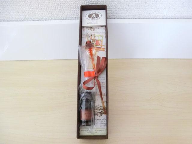 ルビナート/ガラスペン ダビンチセット01