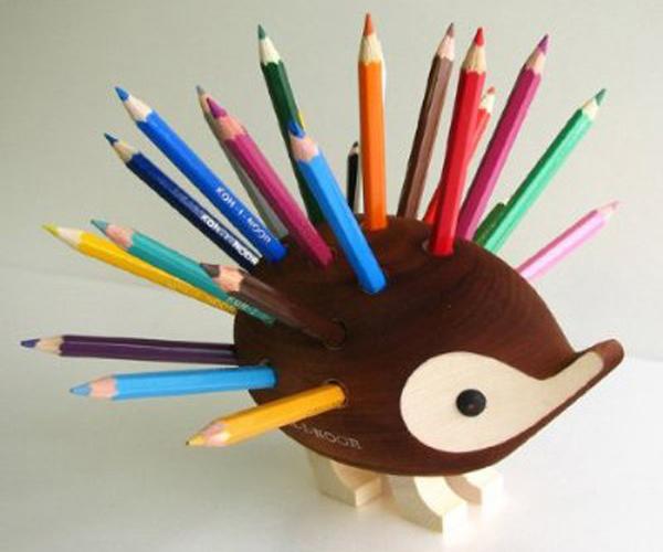 コイノア/ハリネズミ色鉛筆24色