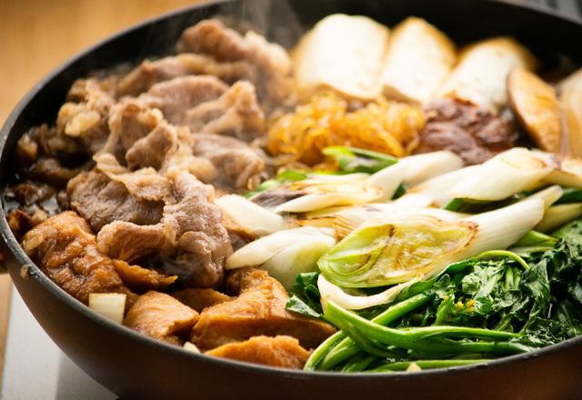 【送料込】生鮮便第51回 仙台牛と仙台麩のすき焼き
