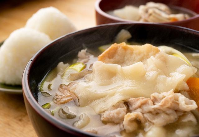 【送料込】生鮮便第60回  郷土料理はっと汁と宮城の白飯