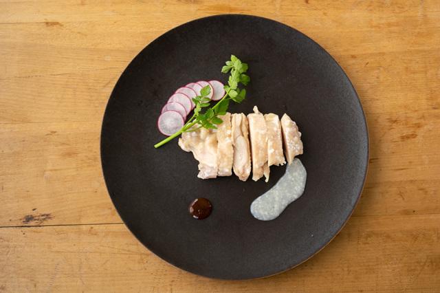 【純煮】鶏の麹蒸し