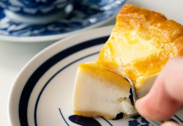東北おいしい村 第4回 ベークド・チーズケーキとカップオンコーヒー