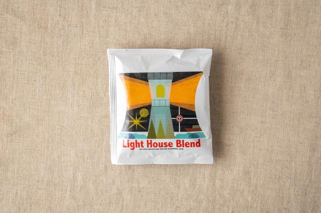 「ライトハウスブレンド」カップオンコーヒー(1P)