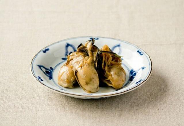 【純煮】牡蠣のしぐれ煮