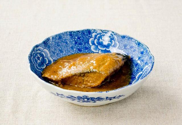 【純煮】鯖胡麻味噌煮