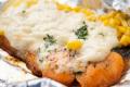 宮城県産銀鮭ホイル包み焼き