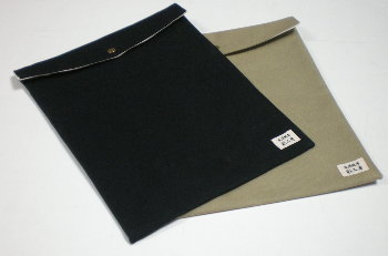 A4ファイルケース(縦型) [尾道 帆布鞄 彩工房]