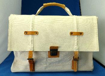 GeberA3(ゲベル/A3対応)2WAYバッグ(手提げ・ショルダー) [尾道 帆布鞄 彩工房]