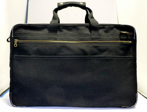 ビジネスバッグ(A3対応2WAY)(ショルダー・手提げ) [尾道 帆布鞄 彩工房]