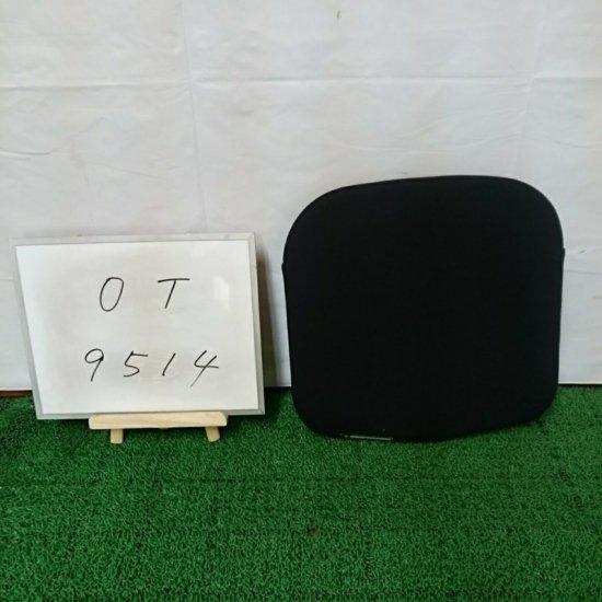 車椅子用クッション「アウルREHA」(加地/レギュラー/OWL21-BK1-4040/Aランク)[OT-9514]