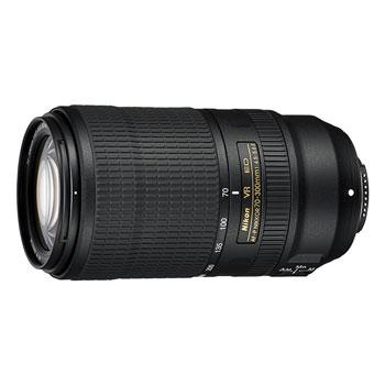 ニコン AF-P NIKKOR 70-300mm f/4.5-5.6E ED VR【メーカー取寄せ品】