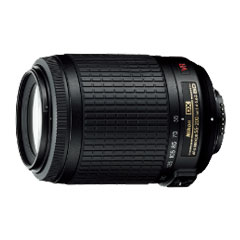ニコン AF-S DX VR Zoom-Nikkor 55-200mm F4-5.6G IF-ED【メーカー取寄せ品】