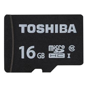 【在庫あり】東芝 microSDHCカード 16GB UHS-I Class10