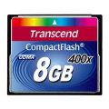 【在庫あり】トランセンド コンパクトフラッシュ 8GB 400X