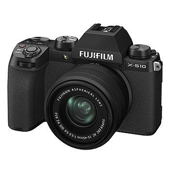 【在庫あり】フジフイルム FUJIFILM X-S10 XC15-45mmレンズキット