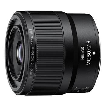 【6月25日発売予定】ニコン NIKKOR Z MC 50mm f/2.8【メーカー取寄せ品】
