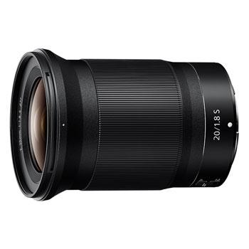 ニコン NIKKOR Z 20mm f/1.8 S【メーカー取寄せ品】