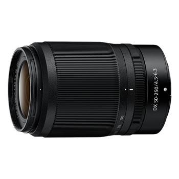 ニコン NIKKOR Z DX 50-250mm f/4.5-6.3 VR【メーカー取寄せ品】