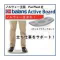 バランス アクティブ ボード ★ヨーロッパで9000枚突破!人気沸騰中!ノルウェー王国Pur Plast社balans Active Board