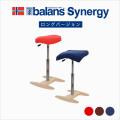 背筋が伸びる椅子 大人のバランスチェア バランス シナジー ロングバージョン ラウンド・スクエアシート