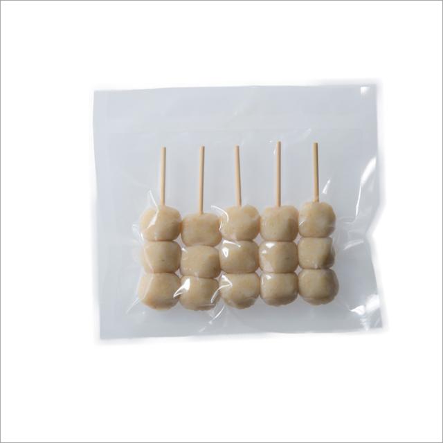 【さと吉】玄米生地3玉 1袋5本入り 業務用1箱85袋(送料無料)冷凍便 だんご 団子 冷凍団子 玄米 生地